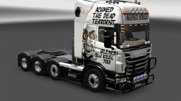 Achmed the dead terrorist skin
