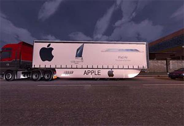 Apple trailer