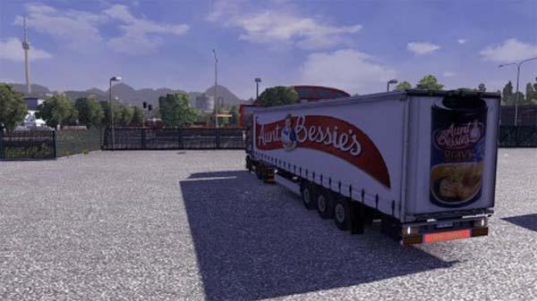 Aunt Bessies trailer
