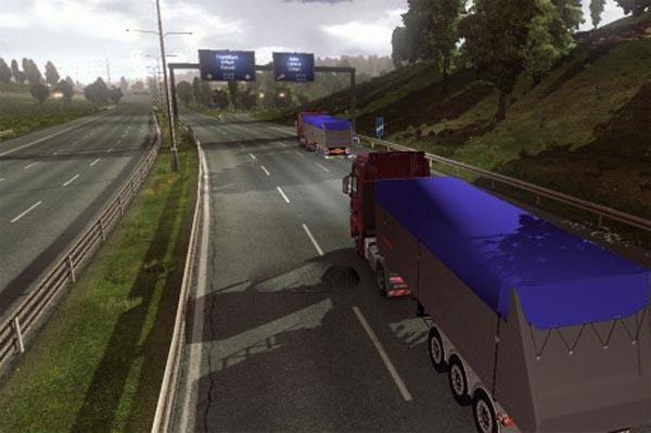 Bodex trailer