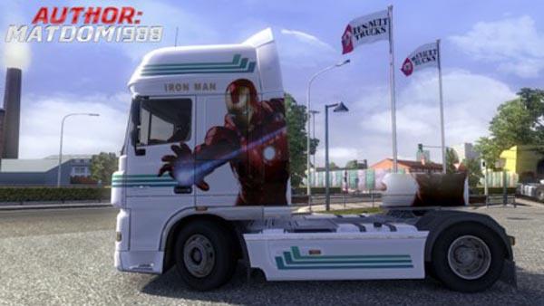 Daf TPS Collin IronMan