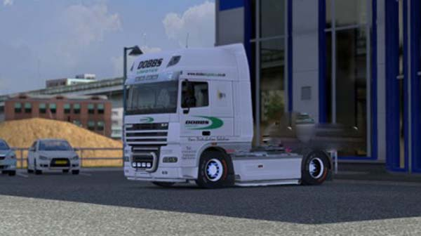 Dobbs Logistics DAF