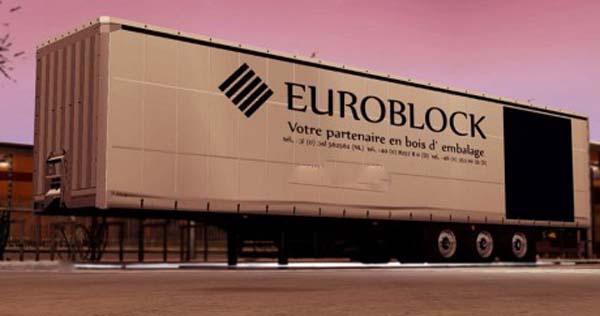 Euroblock Trailer Skin