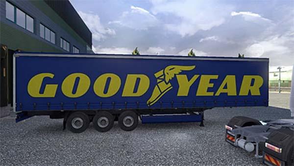 Goodyear Trailer