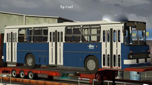 Ikarus 260 BKV trailer