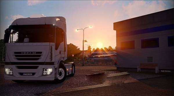 Iveco Stralis Edited