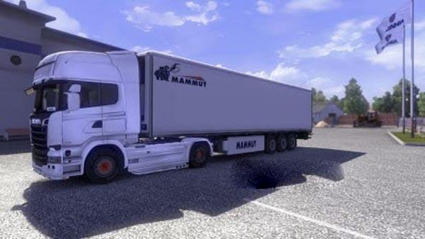 Mammut trailer