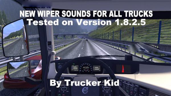 New Wiper Sounds for All Trucks