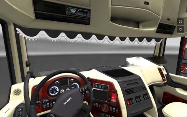 Premium interior for DAF XF