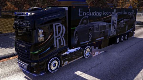 Rolls-Royce Combo