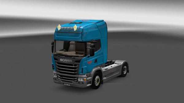 Scania Argos Skin