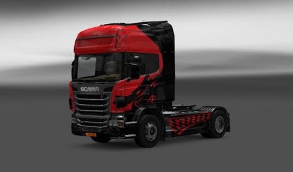 Scania Dragon Skin