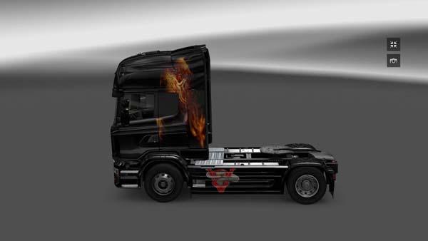 Scania Feenix Skin