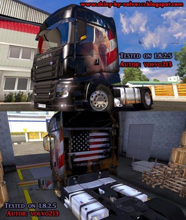 Scania R700 American Edition