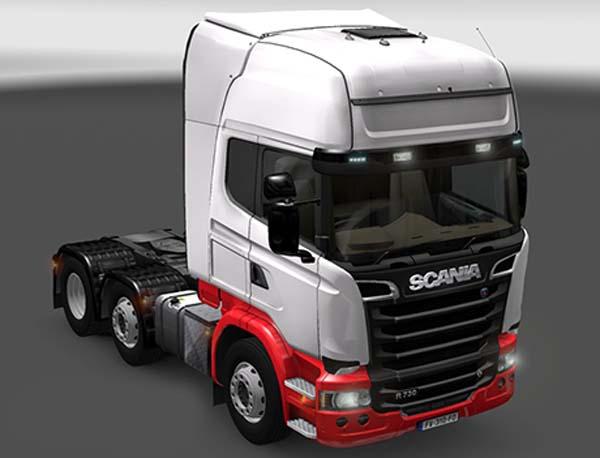 Scania Streamline EX Eddie Stobart Skin