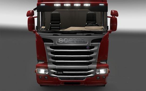 Scania Streamline parts