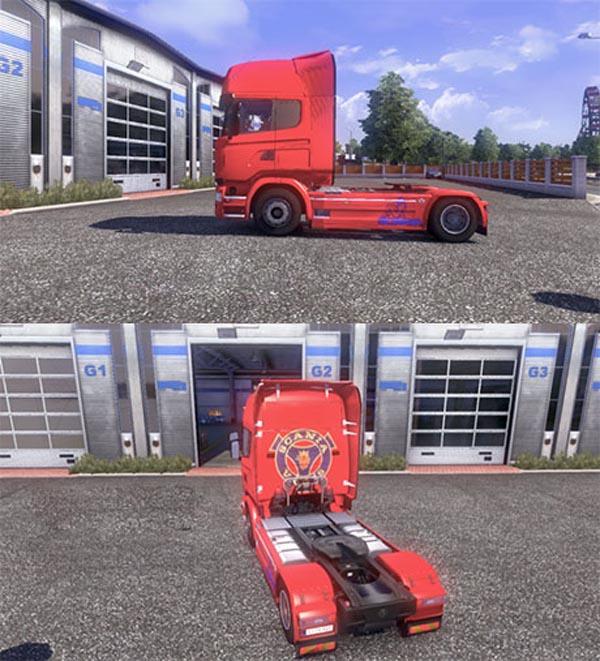 Scania Vabis skin