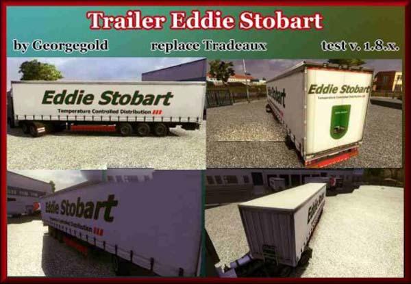 Trailer Eddie Stobart