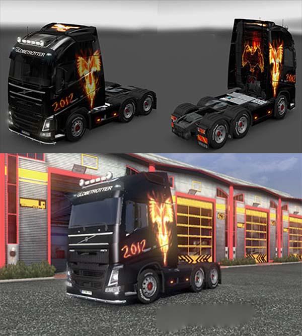 Volvo 2012 Eagle Fire
