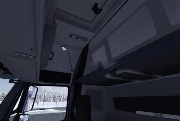 Volvo FH 13 Interior Edited