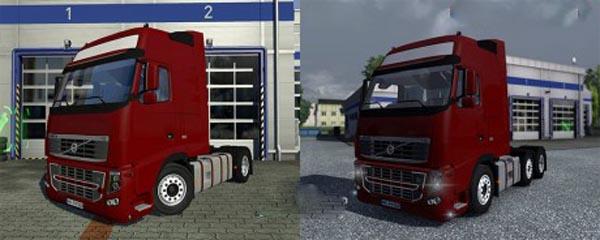 Volvo FH16 700 XXL