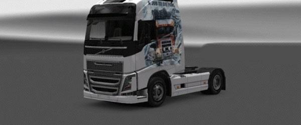 Volvo Ice Road Truckers