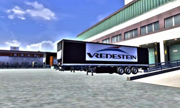 Vredestein trailer skin