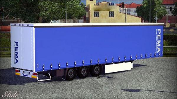 Krone Pema trailer