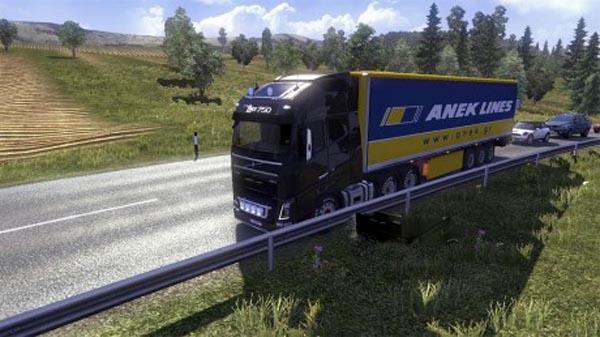 AnekLines trailer