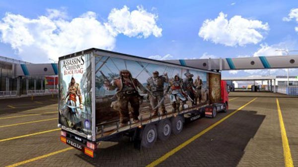 Assassins Creed IV Trailer Skin