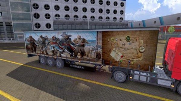 Assassins Creed IV Trailer Skin