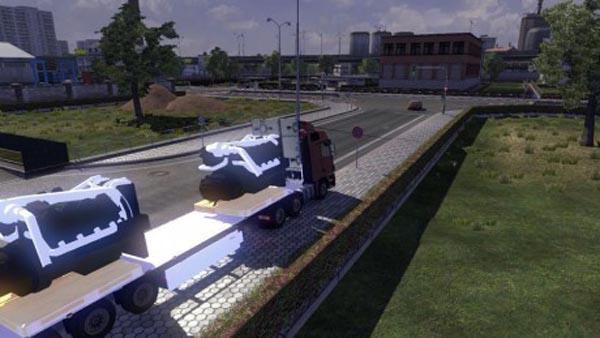Cargo Motors Trailer