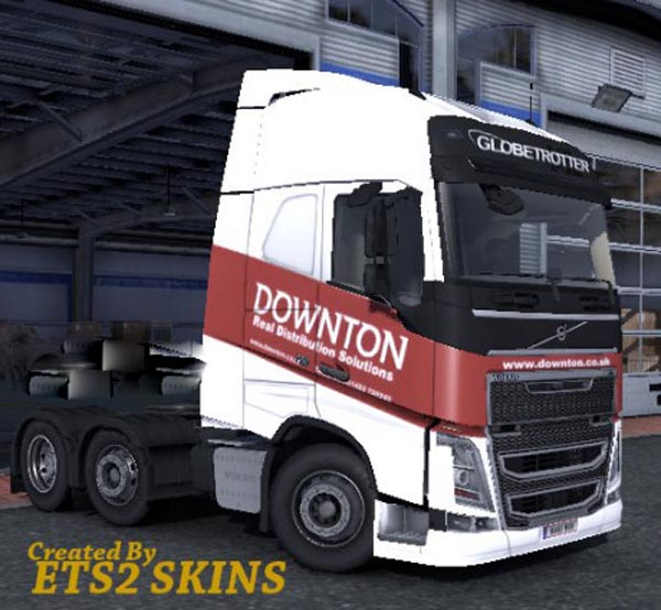Downton Volvo Fh 16