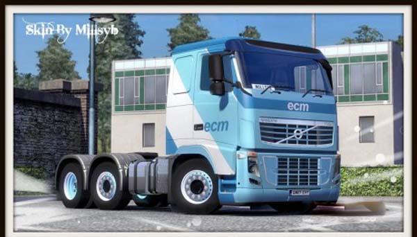 ECM Volvo C Class Skin