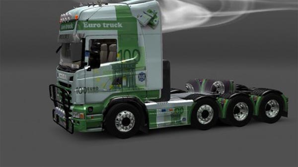 Euro truck (simulator 2) skin 2