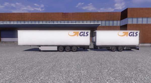 GLS Krone Gigaliner