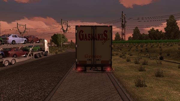 Gasnakis trailer
