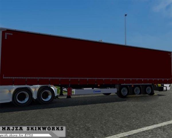 K&N Cargo Skin