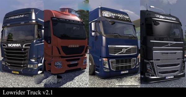 Lowrider Truck