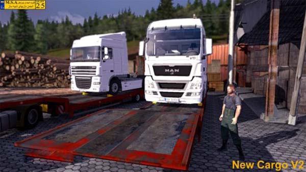 New Cargo overweight