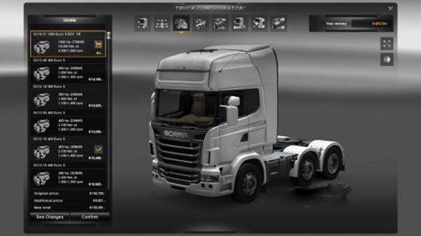 New Engine for All Trucks