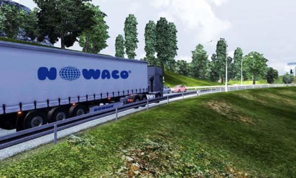 Nowaco trailer skin