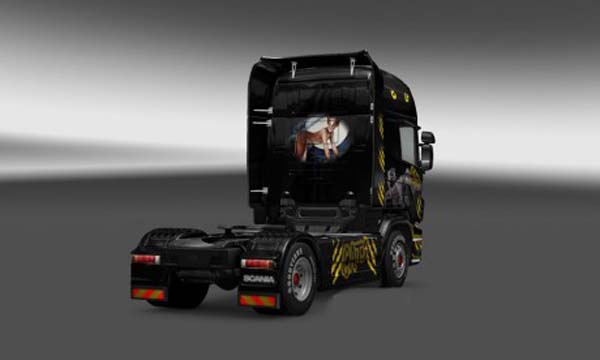 Scania Cats Skin