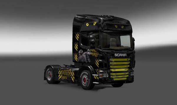 Scania Cats Skin