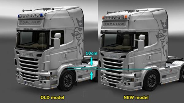 Scania R Fixed