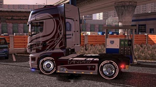 Scania R700 Fantasy Skin