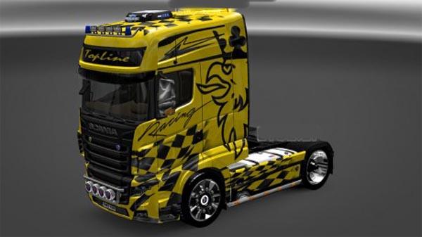 Scania R700 Racing