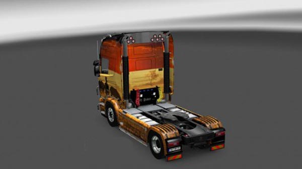 Scania Safari Skin