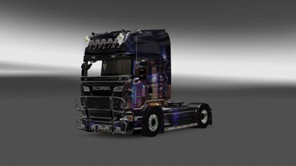 Scania Skyline Skin