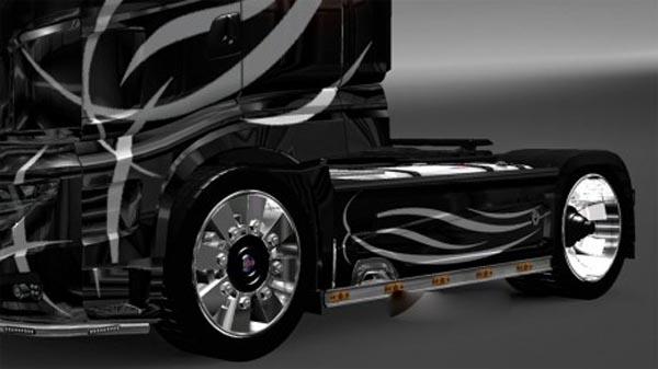 Scania Stax wheel